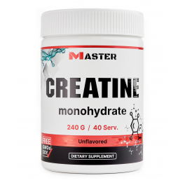 MASTER Creatine Monohydrate 240 гр