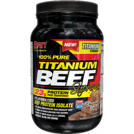 SAN 100% Pure Titanium Beef 0,9 кг
