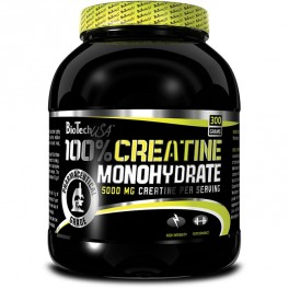 BioTech 100 % Creatine Monohydrate 300 гр